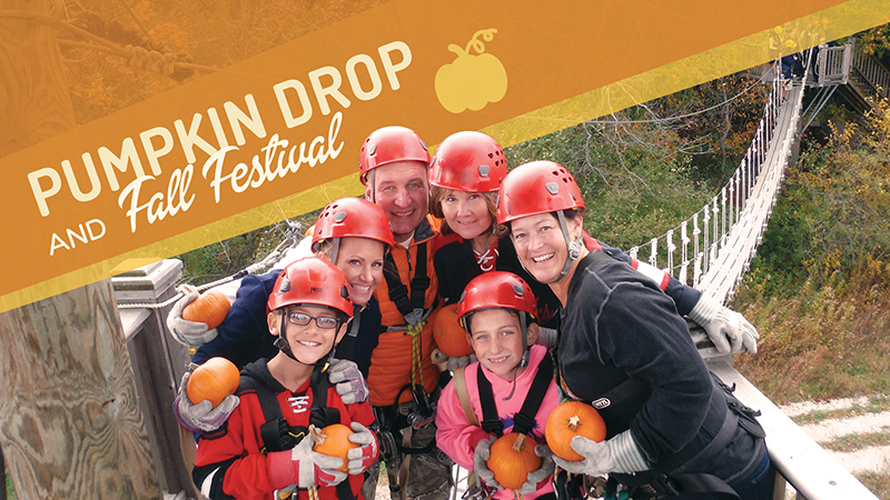 Join us for the Fall Festival & Pumpkin Drop